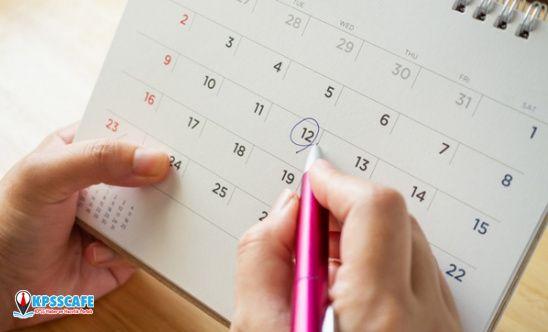 2020 resmî tatil günleri belli oldu! 2020 yılında kaç gün tatil olacak?