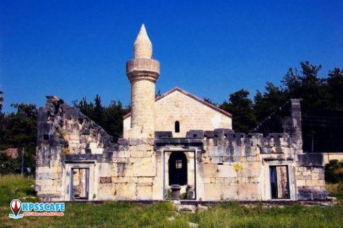 Ak Parti'den Kadirli Ala Camii Restorasyon Cevabı!