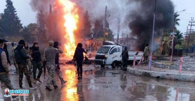 MSB: Rasulayn'da terör saldırısında 2 sivil öldü, 10 sivil yaralandı