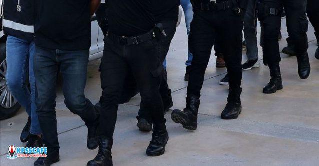 İzmir merkezli 9 ilde FETÖ operasyonu: Hücre evleri basıldı!