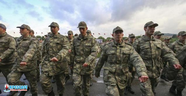 MSB'den askere gideceklere önemli duyuru!