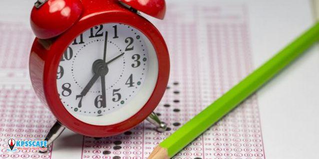 KPSS 2020 ne zaman? KPSS 2020 önlisans, lisans, lise/ortaöğretim tarihleri ne zaman?