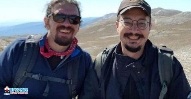 Uludağ'da kaybolan dağcıların izi bulundu!
