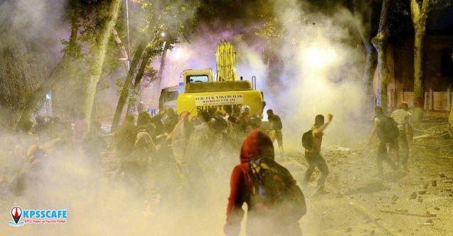 Gezi'deki gaz kapsülü 7 yıl sonra soruşturulacak!