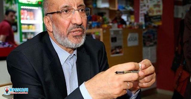 Abdurrahman Dilipak: AK Parti bu sorunu kendi içinde çözemezse kendinden sonrası için devasa bir riski miras bırakacak