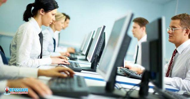 Aralık Ayı KPSS'li - KPSS'siz Memur, Personel ve İşçi Alım İlanları