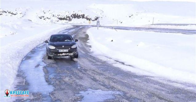 Meteoroloji'den Buzlanma ve Don Uyarısı!
