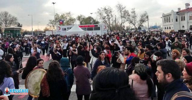 İstanbul Valiliği'nden Kadıköy'deki kadın eylemi sonrası gözaltılarla ilgili açıklama!