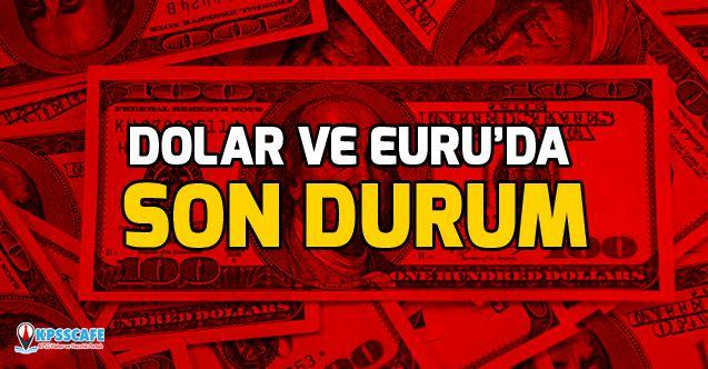 Dolar ve Euro haftaya hareketli başladı! İşte son rakamlar...