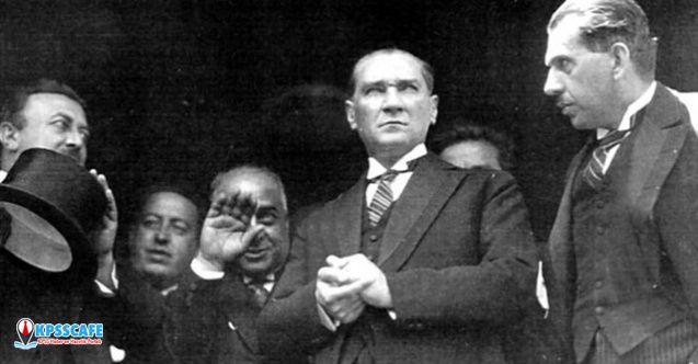 İşte Mustafa Kemal Atatürk'ün İlk Soyadı!