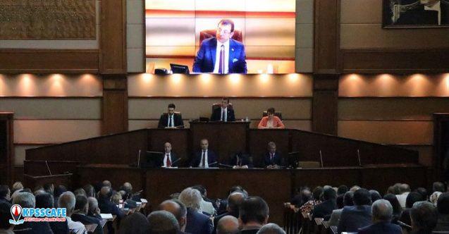 İBB Başkanı Ekrem İmamoğlu'ndan ilk veto!