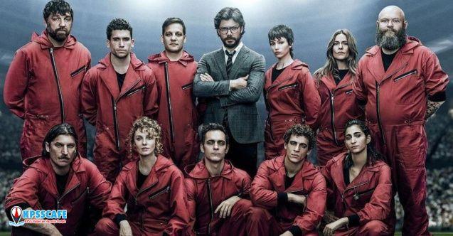La Casa de Papel'in yeni sezon tarihi belli oldu!