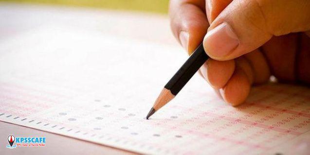 KPSS 2020 ne zaman yapılacak? KPSS lisans, ön lisans, ortaöğretim başvuru tarihleri açıklandı