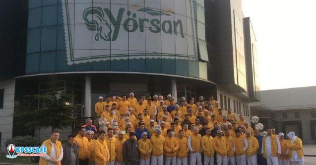 Yörsan'da kriz: Fabrika için iflas dilekçesi verilince işçiler isyan etti!