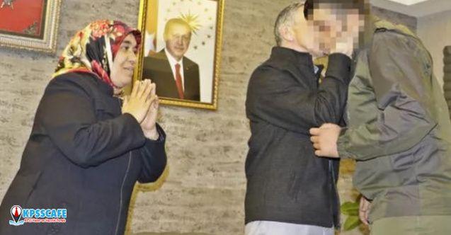 Ceylan ailesi PKK'nın kaçırdığı oğullarına kavuştu!