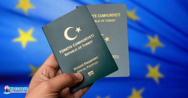 Dışişleri Bakanlığı'ndan yeşil ve gri pasaport açıklaması!