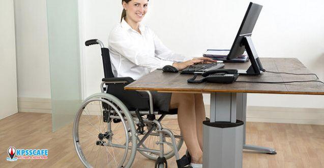 EKPSS 2019 tercih kılavuzu yayınlandı mı? Engelli KPSS tercihleri ne zaman, nasıl yapılacak?