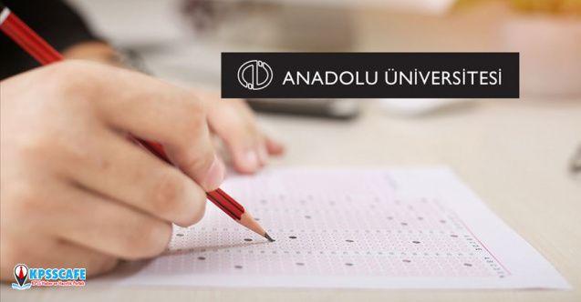 AÖF sınav giriş belgesi yayında! Anadolu AÖF sınav giriş belgesi sorgulama