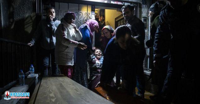 Hamile kadın ile 3 yaşındaki kız çocuğu evde ölü bulundu!