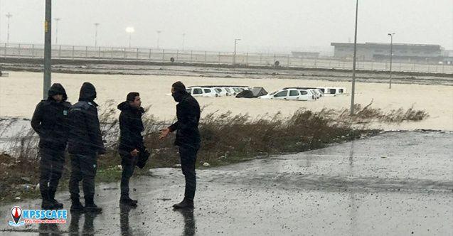 Meteoroloji uyardı:Marmara, Ege ve Akdeniz için şiddetli yağış bekleniyor...