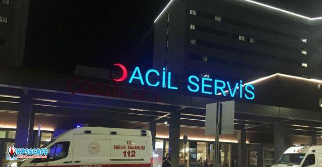 Adana'da 15 mahkum gıda zehirlenmesi şüphesiyle hastanelik oldu