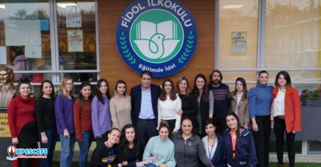 Doğa Koleji Mağdurlarına Fidol Okulları Kucak Açtı