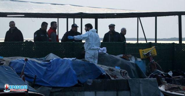 İzmir'de denizde kadın cesedi bulundu!