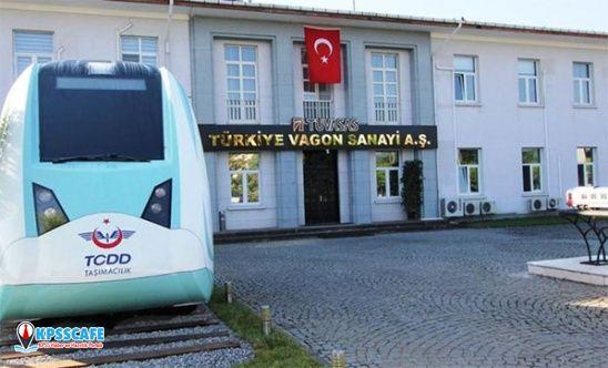 Türkiye Vagon Sanayii İŞKUR üzerinden 20 işçi alacak
