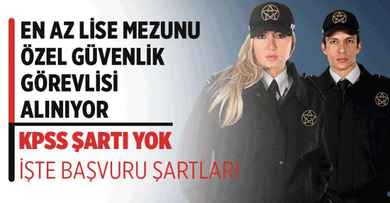 Tarsus Üniversitesi KPSS'siz Lise Mezunu Özel Güvenlik Görevlisi Alıyor! İşte Başvuru Şartları...
