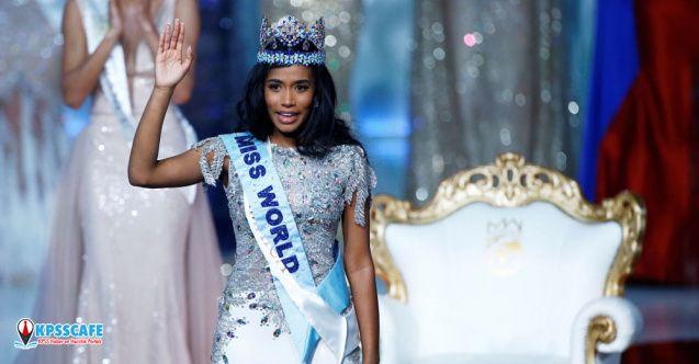 Miss World 2019 birincisi belli oldu!