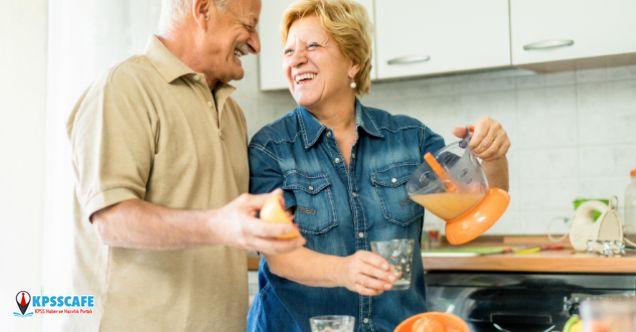 Sağlıklı Yaş Almak için Öneriler!