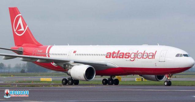 Atlasglobal, 21 Aralık'ta uçuşlara tekrar başlıyor!