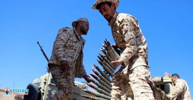 'Türkiye, Libya'ya asker gönderdi' iddiası!