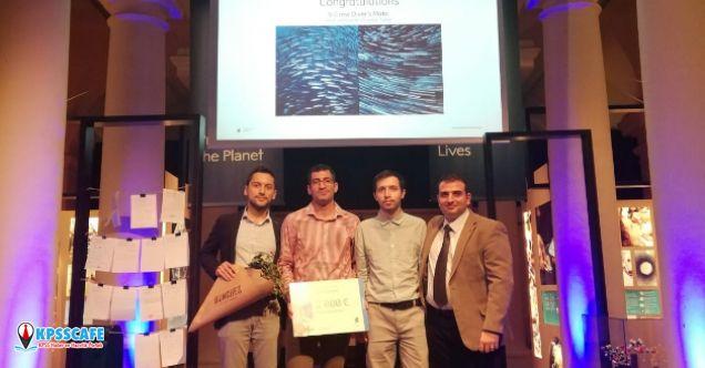 Ericsson İnovasyon Ödüllerinde Halkın Seçimi Ödülü Sahibini Buldu!