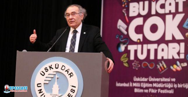 """Prof. Dr. Nevzat Tarhan: """"Öğretmen, eğitimin temel direğidir"""""""