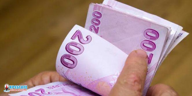 O ülkede 2020 asgari ücret 7 bin 923 lira oldu!