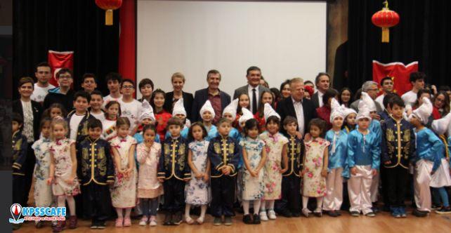 Okan Koleji'nde Çince Festivali!