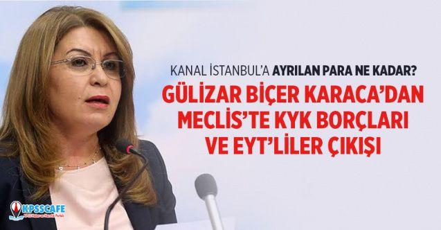 """""""Kanal İstanbul'a Ayrılan Bütçe ile KYK Borçları 37 Kez Silinebilir, EYT'liler 3 Kez Emekli Edilebilir"""""""