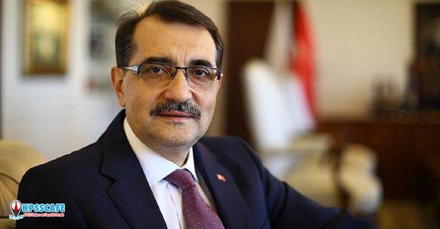 Enerji Bakanı Dönmez: TP, 150 bin varil üretimle tüm zamanların rekoruna ulaştı!