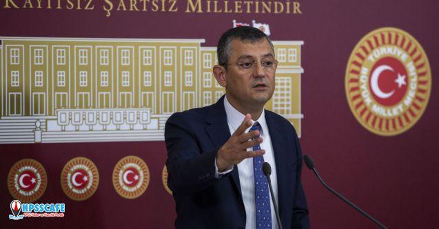 CHP'li Özgür Özel'den Ethem Sancak'a cevap!