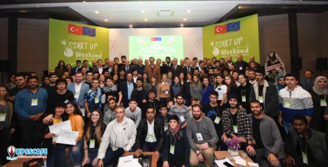 UNDP Genç Girişimcileri Adana'da Buluşturdu!