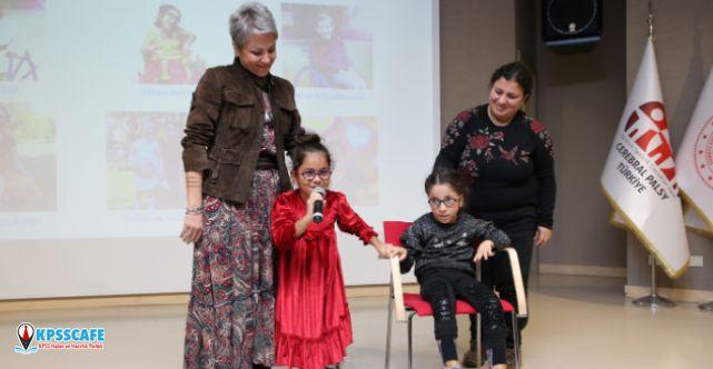 Cerebral palsy'li çocuklardan unutulmaz teşekkür!