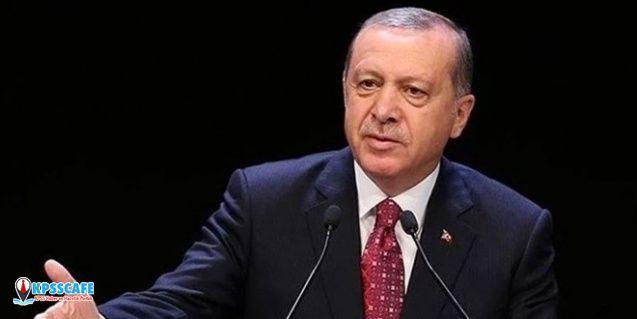 Erdoğan'dan 'sözleşmeli personele kadro' açıklaması