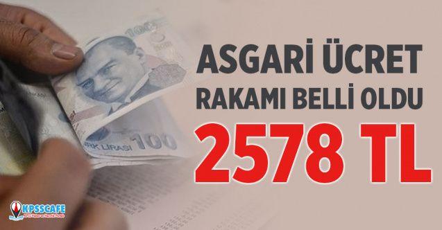 Sendikalar TÜRK-İş, Hak-İş ve DİSK Asgari ücret 2020 zam talebini açıkladı! 2 bin 578 lira olsun