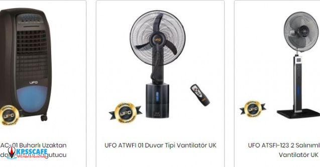Ufo Vantilatör Fiyatları