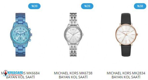 Michael Kors Saat Koleksiyonu