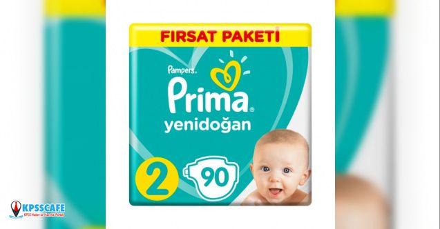 Annelerin Tercih Ettiği Bez: Prima Premium Care 5