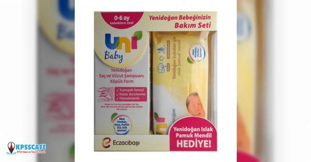 Uni Baby Bebek Bakım Ürünleri