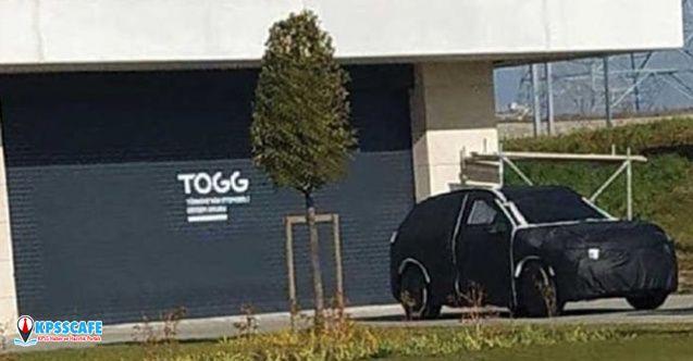 Türkiye'nin yerli otomobilinin kamuflajlı görüntüsü ortaya çıktı
