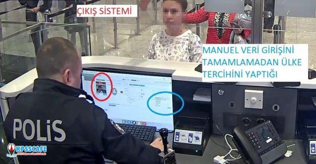 İstanbul havalimanlarında operasyon! 3'ü polis 4 kişi gözaltına alındı!